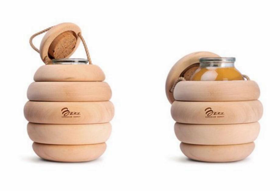 冠生园蜂蜜瓶形设计的研究(四)