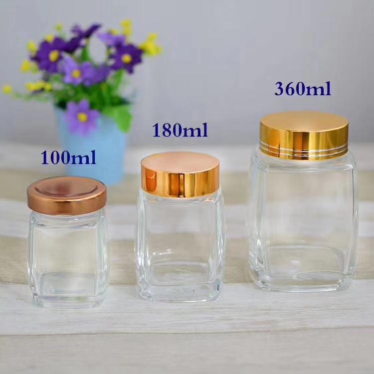 蜂蜜瓶為什么會有和縫線?