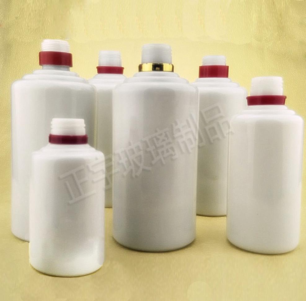 玻璃瓶的生产工艺知识介绍