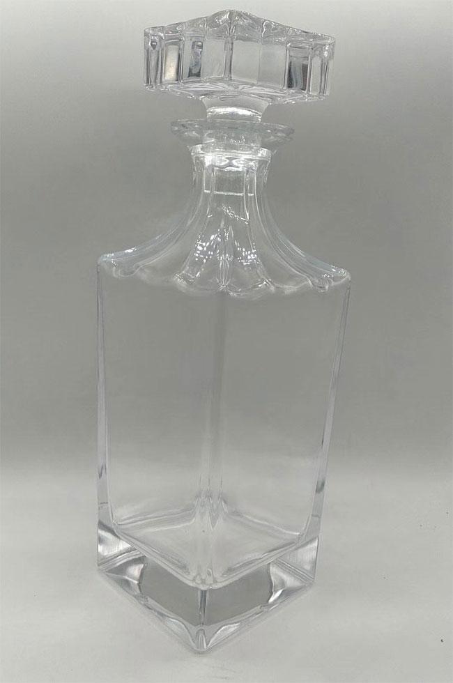 正宇玻璃制品水晶料和玻璃煙灰缸