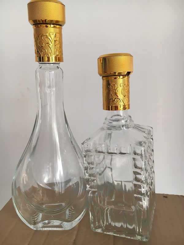 厂家是怎么出产玻璃瓶的