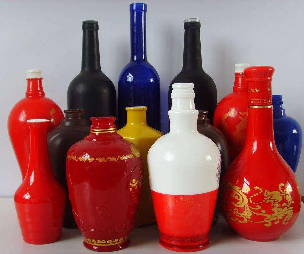 简单介绍玻璃酒瓶生产裂纹的分类